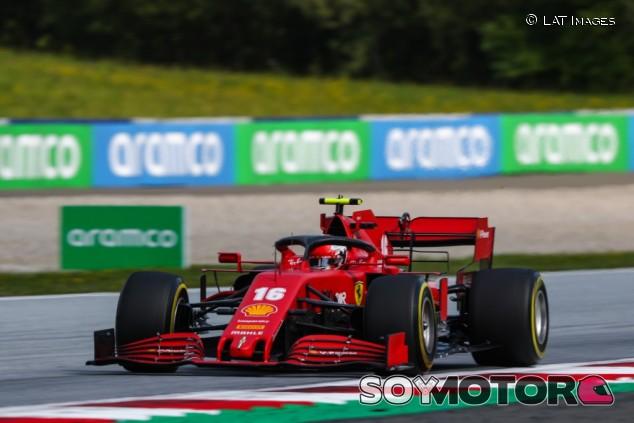 Ferrari en el GP de Estiria F1 2020: Viernes - SoyMotor.com