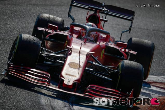 Ferrari estrenará su nuevo motor en Rusia; Leclerc penalizará - SoyMotor.com