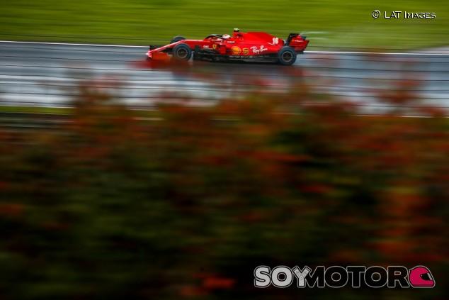 Ferrari en el GP de Turquía F1 2020: Sábado - SoyMotor.com