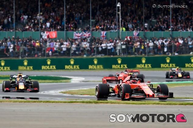 Leclerc, votado Piloto del Día del Gran Premio de Gran Bretaña – SoyMotor.com