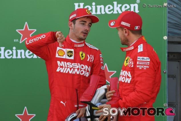 """Leclerc: """"Soy muy afortunado por tener a Seb a mi lado"""" – SoyMotor.com"""