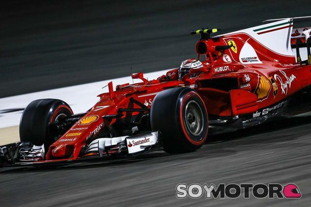 Kimi Räikkönen en Baréin 2017 - SoyMotor