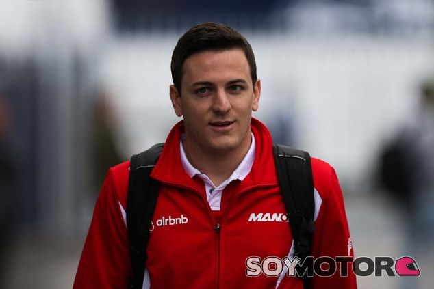 Fabio Leimer en Monza - SoyMotor.com