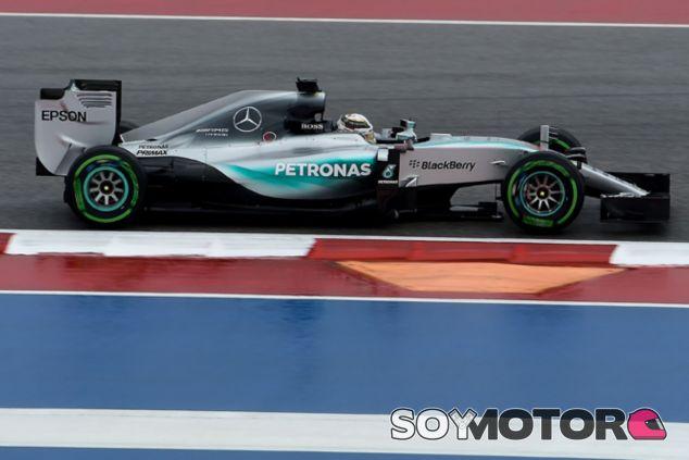 Mercedes no se molesta por no estar en los test de Pirelli - LaF1