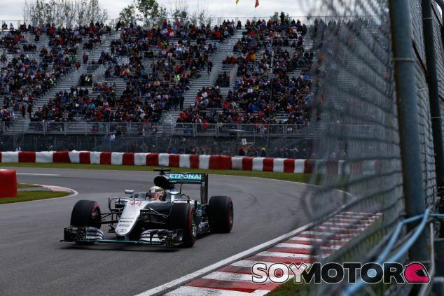 Hamilton ha dominado con solvencia las dos jornadas de hoy - LaF1
