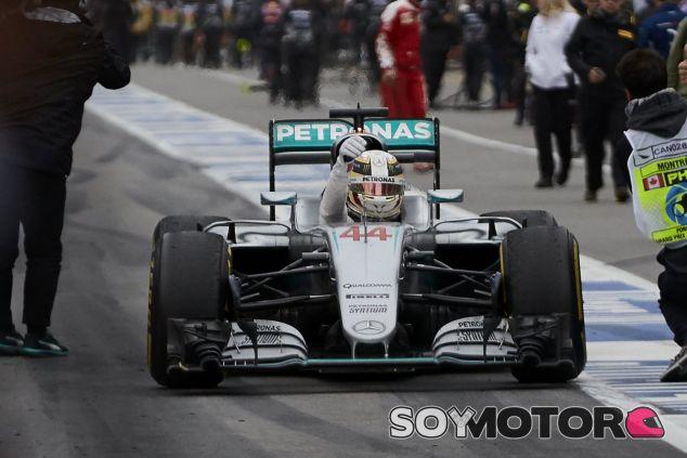 Hamilton consiguió la quinta victoria en Canadá - LaF1