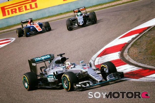 Hamilton no ha tenido el mejor de sus inicios esta temporada - LaF1