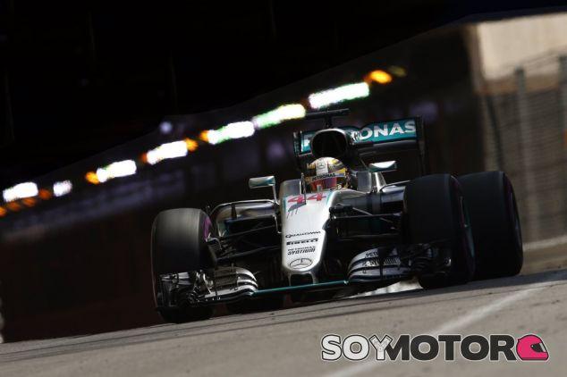 Hamilton se llevó la 44ª victoria de su trayectoria - LaF1