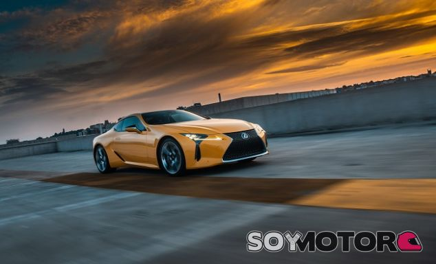Lexus LC 500 - SoyMotor.com