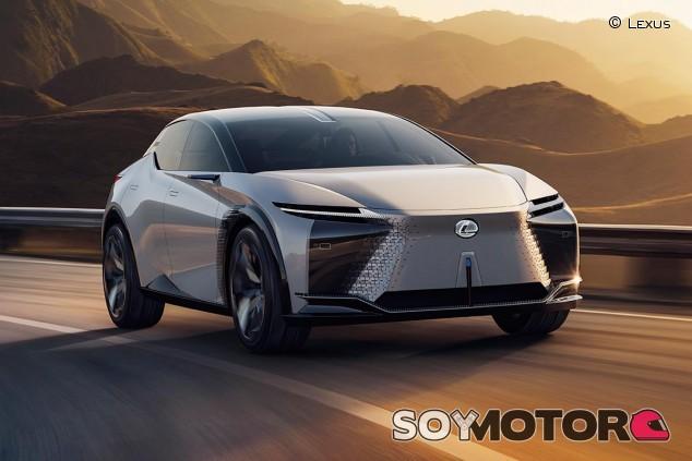 Lexus LF-Z Electrified - SoyMotor.com