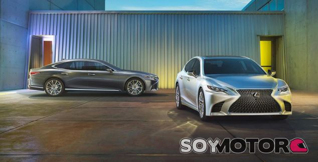 El Lexus LS se convierte en la principal alternativa a las berlinas de lujo alemanas - SoyMotor