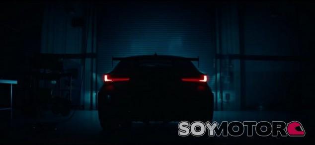 Lexus RC F Track Edition - SoyMotor.com
