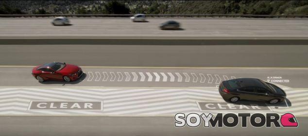 Lexus y el botón definitivo para quitarte de encima a los coches lentos - SoyMotor.com