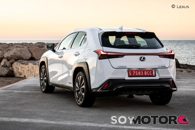 Lexus piensa en SUV más pequeños - SoyMotor.com