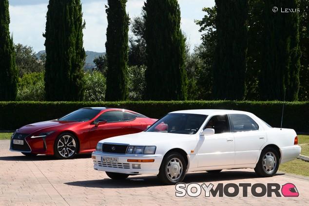 Lexus cumple 30 años: conducimos tres décadas de lujo - SoyMotor.com