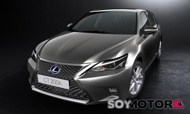 """El Lexus CT quiere ofrecer """"algo diferente"""" en su futura generación - SoyMotor"""