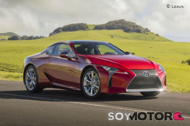 Lexus LC 500h 2021: mejora tan sutil como efectiva - SoyMotor.com