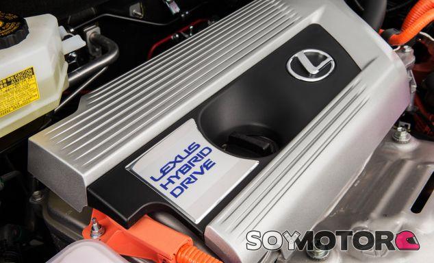 El propulsor híbrido de Lexus es seno de un NX 300h - SoyMotor