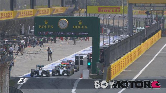 GP de China F1 2016: Libres 1 Minuto a Minuto