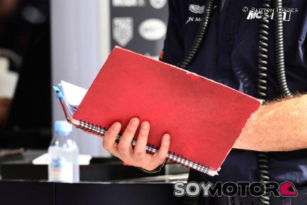 La Libreta de Adrian Newey en 2018 – SoyMotor.com