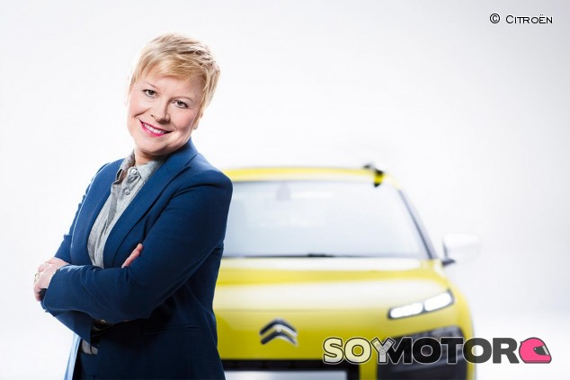 Linda Jackson, directora de Citroën - SoyMotor.com