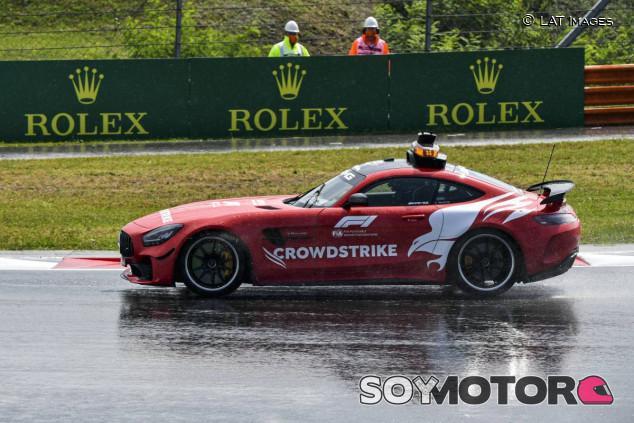 Estado de la pista este domingo por la mañana - SoyMotor.com