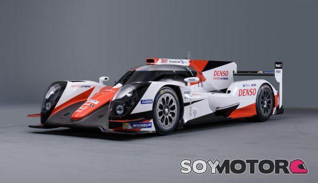 Nuevos colores carreras Toyota -SoyMotor