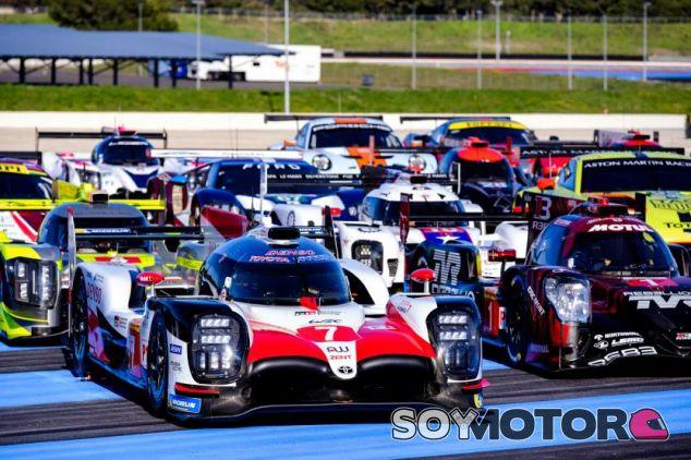 Los coches del WEC en el Prologue de Paul Ricard – SoyMotor.com