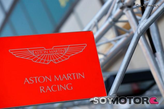 Aston Martin continúa adelante con su plan de entrada en la F1 - SoyMotor.com