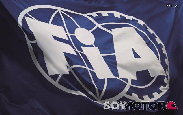 Logo FIA – SoyMotor.com