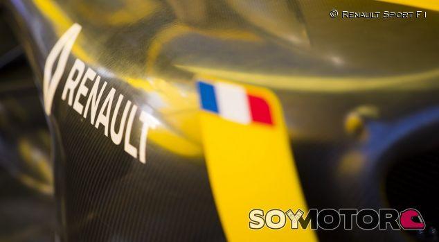 El logo de Renault – SoyMotor.com