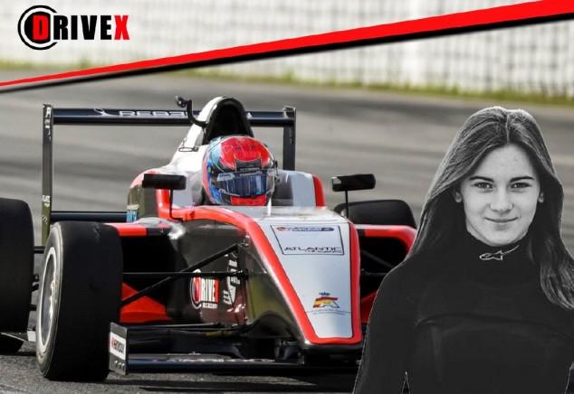 Lola Lovinfosse, con Drivex en la F4 Española - SoyMotor.com
