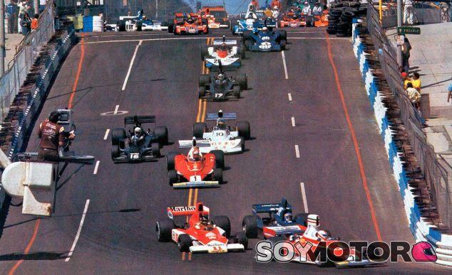 La Fórmula 1 quiere regresar a Long Beach