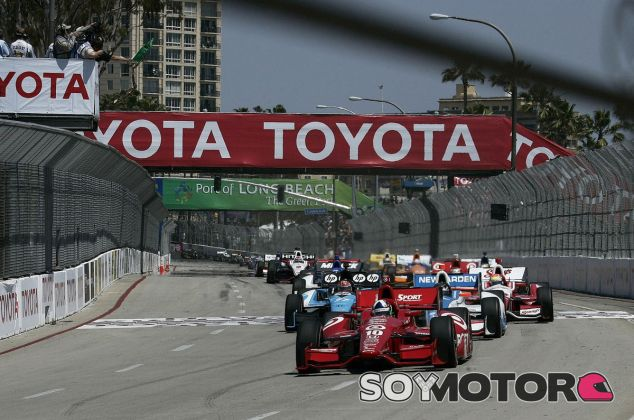 Carrera de la IndyCar en Long Beach - LaF1