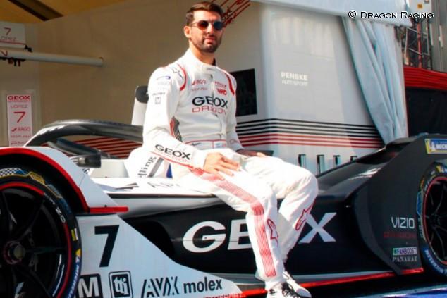 'Pechito' López negocia su continuidad en la Fórmula E - SoyMotor.com