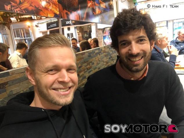 José Manuel López dice adiós a Haas rumbo a McLaren - SoyMotor.com