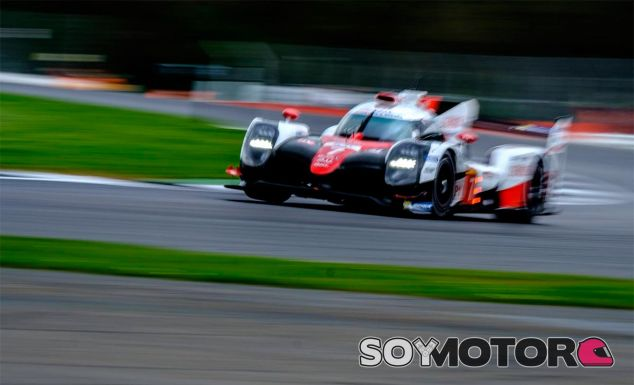 El coche de José María López en las 6 horas de Silverstone - SoyMotor