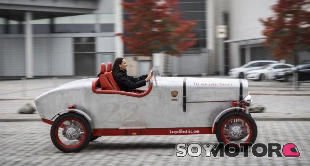 El Loryc Speedster toma prestados componentes del Opel Adam - SoyMotor.com