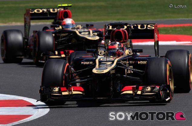 Kimi Räikkonen en el GP de Gran Bretaña