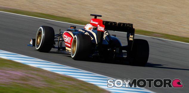 "Symonds cree que Lotus no ha ido a Jerez porque ""no tenían elección"""