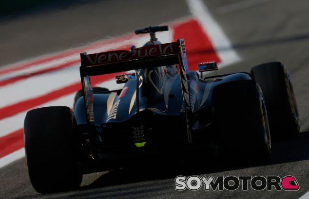 Romain Grosjean en el Gran Premio de Baréin - LaF1