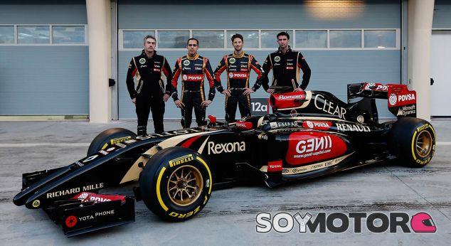 La estabilidad financiera hará que Lotus pueda luchar por el mundial