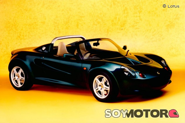Lotus Elise - SoyMotor.com