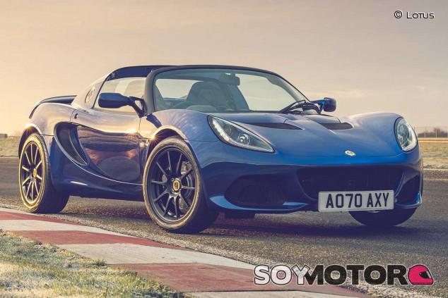 Lotus Elise Sport 240 Final Edition - SoyMotor.com