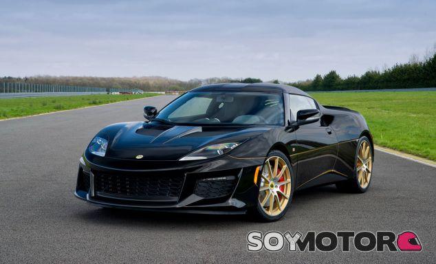 El Lotus Evora 410 GP Edition - SoyMotor.com