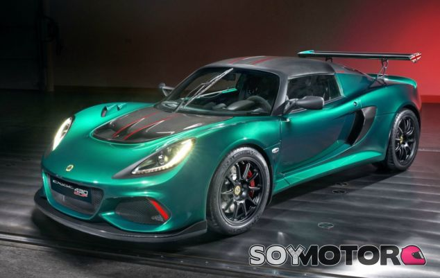 Lotus Exige Cup 430 - SoyMotor.com