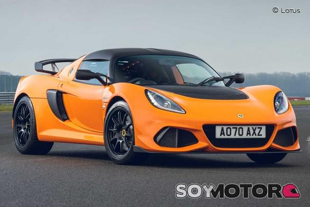 Lotus Exige Sport 390 Final Edition - SoyMotor.com