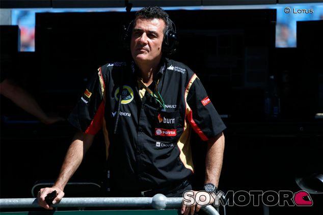 Federico Gastaldi, jefe de equipo adjunto de Lotus - LaF1