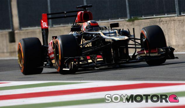 Kimi Räikkönen en el pasado Gran Premio de Italia - LaF1