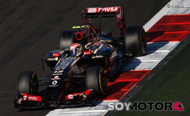 Pastor Maldonado en Rusia - LaF1